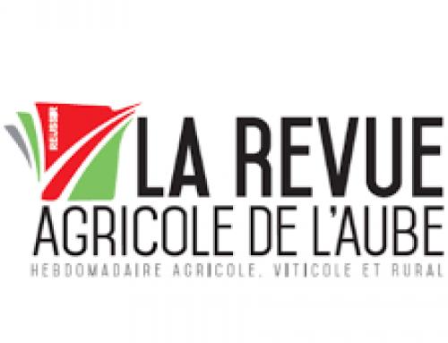 La Revue Agricole de l'aube – L'innovation et les startups au service d'une agriculture plus performante