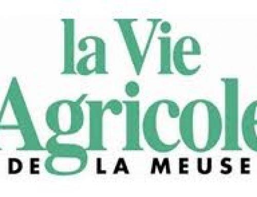 La Vie Agricole de la Meuse – Au service d'une agriculture plus performante