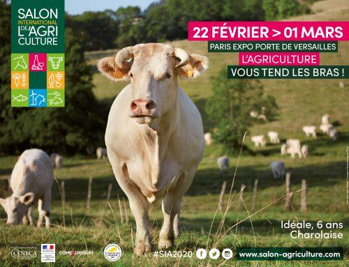 Piloter Sa Ferme présent au Salon International de l'Agriculture 2020 !
