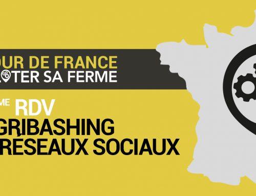 Tour de France Piloter Sa Ferme 2020 – Agribashing et réseaux sociaux