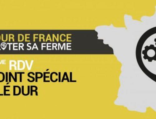 Tour de France Piloter Sa Ferme 2020 – Le blé dur