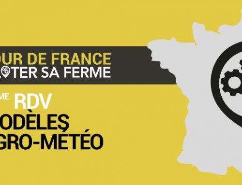 Tour de France Piloter Sa Ferme 2020 – Prévisions de rendement et modèles agro-météo