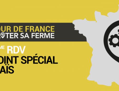 Tour de France Piloter Sa Ferme 2020 – Le maïs